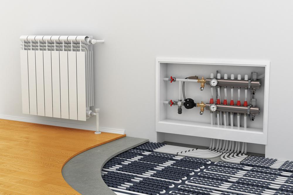 Podlahové kúrenie pre teplo vášho domova